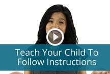 Parenting Class: Following Instructions / This parenting class helps you teach your children how to Follow Instructions the first time. Once your kids know how to Follow Instructions there will be less fights and arguments.  You can learn more at http://www.smarterparenting.com/lesson/view/following-instructions