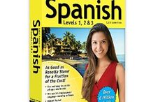Learning Spanish Resources / All the books and multimedia to learn Spanish