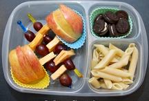 Lunch Box Ideas! / by Aubrey Martinson