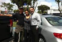Happy Customers / Pictures of our Customers and their new cars!