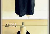 DIY Clothes / by Caitlin Cone