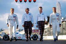 F1 Red Bull (Stewart, Jaguar) / Stewart (Stewart Grand Prix)1997-1999,  Jaguar (Jaguar Racing) 2000-2004, Red Bull 2005-