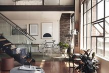 Ingeniously Industrial / Giving an edge to rustic
