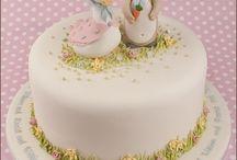 Celebrating Baby - Cakes