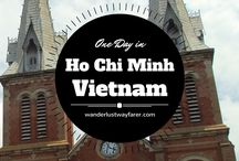 *Vietnam* / Everything I want to do in Vietnam.