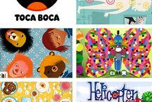 iPad apps / by Anastasiia Telegina
