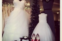 Bridal Salon -chic for the curvy bride / Wedding, plus size bridal gowns, curvy, bridal salon