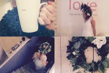 Wedding bouquets and wreaths / Our own designs, inspirations...