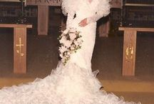 Very Beautiful Brides in  there Wedding Gowns