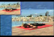Pilates, estiramientos, mejora postural