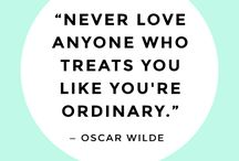 Some of our favourite sparkly quotes