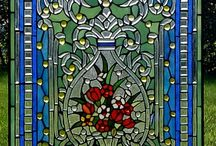 Stained Glass / by Kim Hazlett