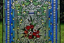 Stained Glass / by Kim Hazlett