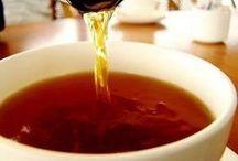 té de limon y canela