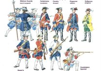Seven Years War Spanish Uniforms (1755-1764)