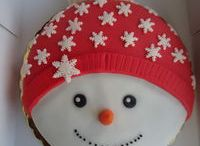 Christmas cakes ideas