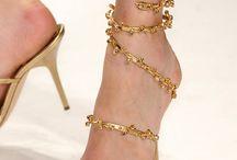 Shoes, Stockings & Leggings