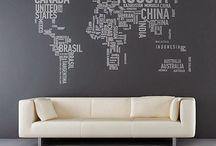 pomysły na ścianę i nie tylko