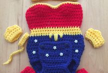 disfraz crochet