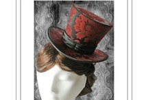 HAT DESIGNS AND INSPIRATIONS / by Cammie Watson