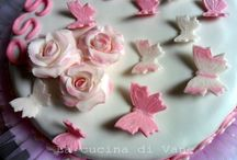 Decorazioni torte
