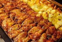 Tavukve yemek
