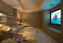 Sala de TV - Home Theater