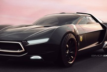 design cars / by Nidji