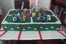 Kids' pokemon birthday / by Katie Prechtel