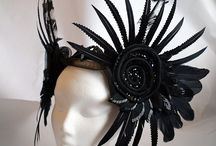 Inspiration: Headpiece & accessories