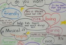 Classroom Ideas / by April Cooper