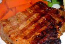 Pork recipes and ideas  / by Debbie Johnson