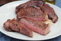 geräucherte steaks