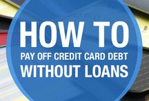 Paying off credit card debt