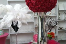 Exceptional Party Rental Events & Designs / showcase of our Centerpieces, Designs and Rental Items at various events.