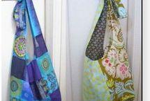Boho sling bags