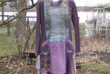 Creative Ideas/Refashioned Clothing