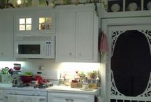 shabby chic kitchens