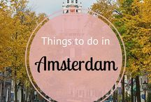 Amsterdam / What to do in Amsterdam