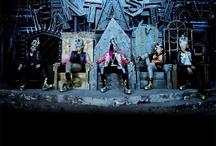 5 Kings = Big Bang