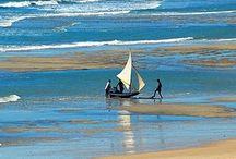 Praias do Ceará, Brasil