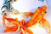 Bead Works ~ Jewelry Inspirations / by Damaris Ulrich