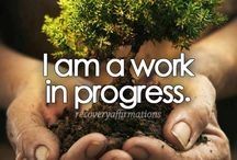 Recovery Affirmations / by Carey Cronin