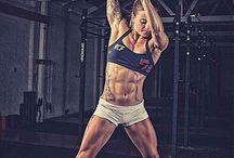 Fitness toppers / Voorbeelden uit de fitness scène