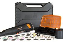 WEN 2309 Variable Speed Cordless Rotary Tool Kit