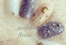 Nail- winter style