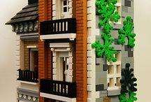 Lego modulars