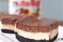 Brownies & Cheese Cakes