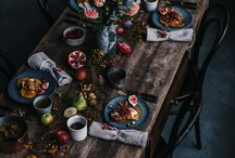 Food and Floral Collab