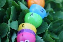 Teach Through Play (Age 0-6) / Baby, toddler & pre-K activities to teach through play. (Up to age 6)